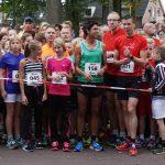Kaak Kanonsloop 2,5 en 5 km 05-10-2014 Marga Geverink
