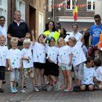 Wandel3Daagse Groenlo 11,12,13-06-2014 René van de Mosselaar