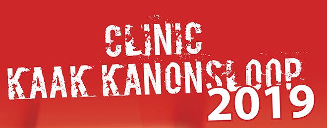 Aanmelden Kanonsloop Clinic